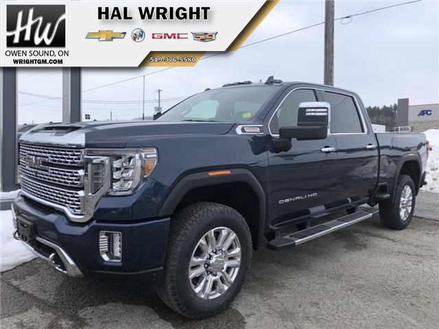 2021 GMC Sierra 2500HD Denali (Stk: 39855) in Owen Sound - Image 1 of 16