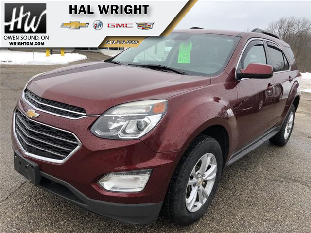 2016 Chevrolet Equinox 1LT (Stk: 30494) in Owen Sound - Image 1 of 13