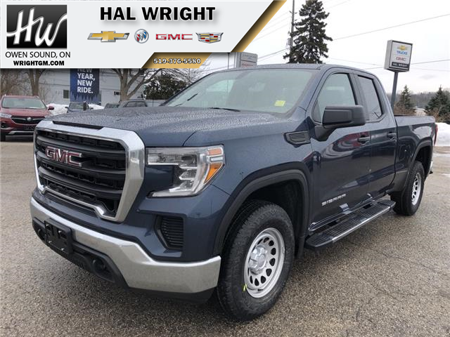 2021 GMC Sierra 1500 Base (Stk: 39908) in Owen Sound - Image 1 of 14