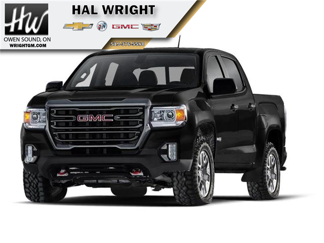 2021 GMC Canyon AT4 w/Cloth (Stk: 39105) in Owen Sound - Image 1 of 1