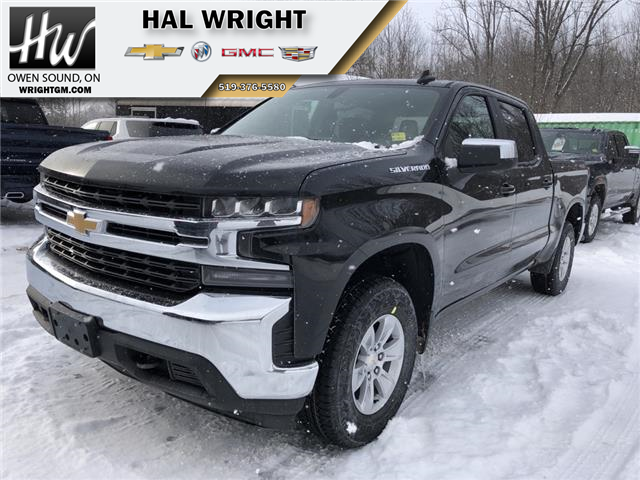 2021 Chevrolet Silverado 1500 LT (Stk: 39968) in Owen Sound - Image 1 of 13