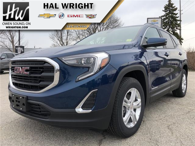 2021 GMC Terrain SLE (Stk: 39639) in Owen Sound - Image 1 of 16