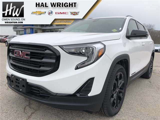 2021 GMC Terrain SLE (Stk: 39661) in Owen Sound - Image 1 of 17