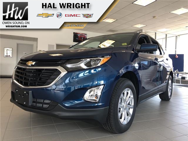 2021 Chevrolet Equinox LT (Stk: 39504) in Owen Sound - Image 1 of 14