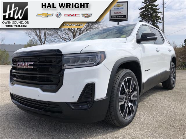 2021 GMC Acadia SLE (Stk: 40238) in Owen Sound - Image 1 of 16