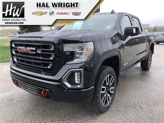 2021 GMC Sierra 1500 AT4 (Stk: 40339) in Owen Sound - Image 1 of 15