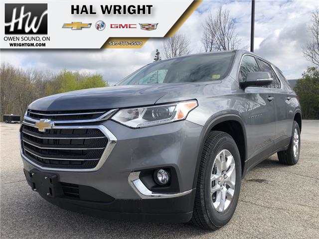 2021 Chevrolet Traverse LT Cloth (Stk: 39719) in Owen Sound - Image 1 of 16