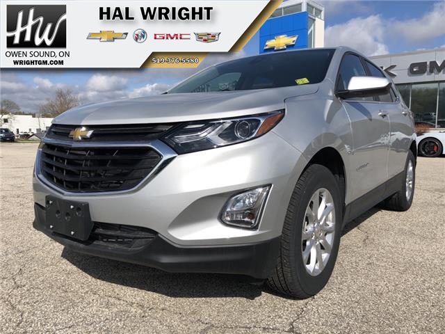 2021 Chevrolet Equinox LT (Stk: 39493) in Owen Sound - Image 1 of 15