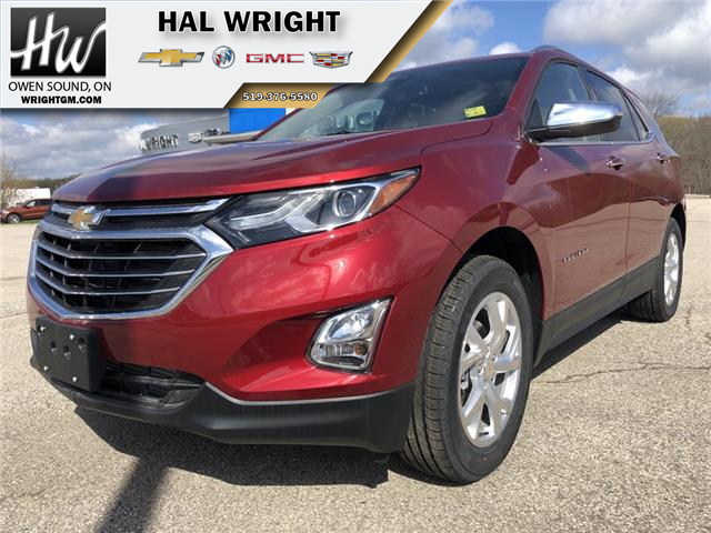 2021 Chevrolet Equinox Premier (Stk: 39835) in Owen Sound - Image 1 of 15