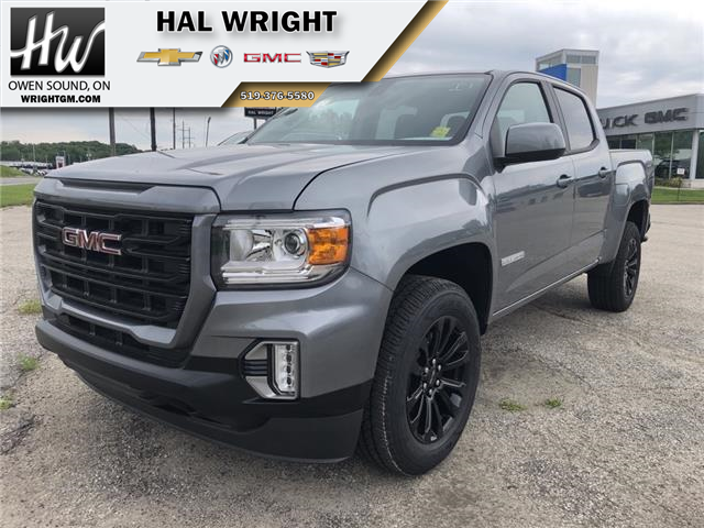 2021 GMC Canyon Elevation (Stk: 40652) in Owen Sound - Image 1 of 15