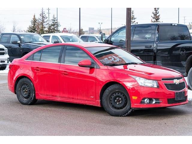 2012 Chevrolet Cruze LT Turbo (Stk: 27285UZ) in Barrie - Image 1 of 16