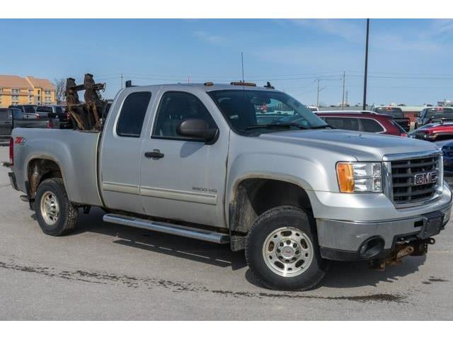 2010 GMC Sierra 2500HD SLE (Stk: 27419UZ) in Barrie - Image 1 of 23