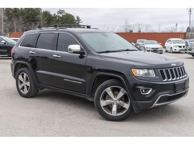 2015 Jeep Grand Cherokee Limited (Stk: 27429UXZ) in Barrie - Image 1 of 30