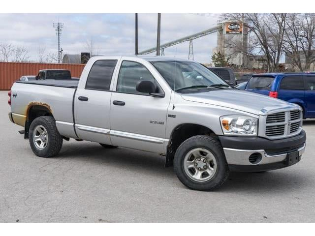 2008 Dodge Ram 1500 SXT/SLT (Stk: 27438UXZ) in Barrie - Image 1 of 26