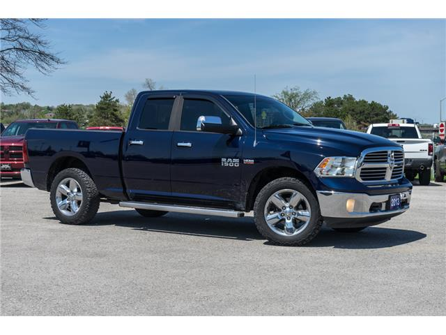 2013 RAM 1500 SLT (Stk: 27451UZ) in Barrie - Image 1 of 12