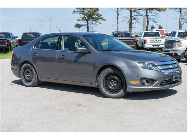 2010 Ford Fusion SE (Stk: 27369UZ) in Barrie - Image 1 of 9