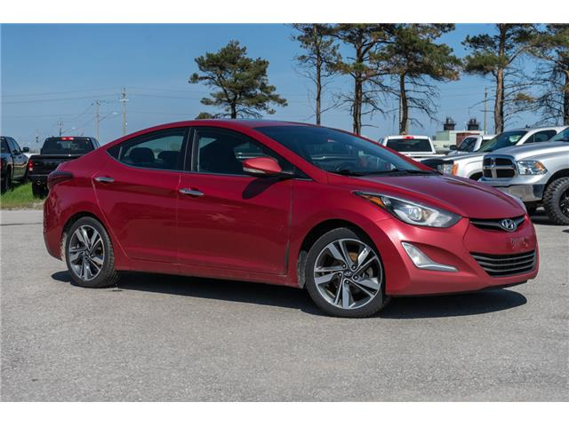 2015 Hyundai Elantra Limited (Stk: 27464UZ) in Barrie - Image 1 of 30