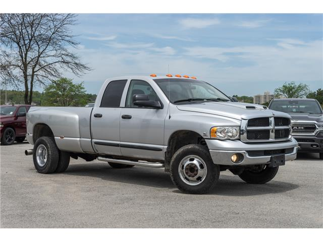 2004 Dodge Ram 3500 SLT/Laramie (Stk: 27468UZ) in Barrie - Image 1 of 10