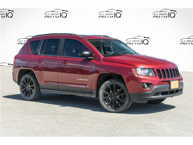 2013 Jeep Compass Sport/North (Stk: 27520UZ) in Barrie - Image 1 of 19