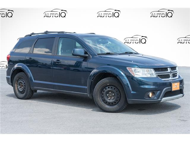 2013 Dodge Journey SXT/Crew (Stk: 27558UZ) in Barrie - Image 1 of 11