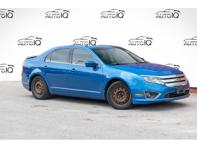2011 Ford Fusion SEL (Stk: 27611UJZ) in Barrie - Image 1 of 22