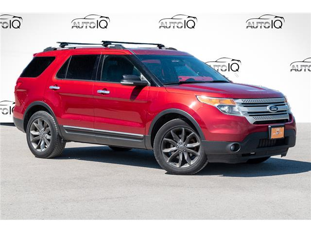 2014 Ford Explorer XLT (Stk: 27650UXZ) in Barrie - Image 1 of 24