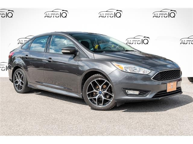2015 Ford Focus SE (Stk: 27542UZ) in Barrie - Image 1 of 26