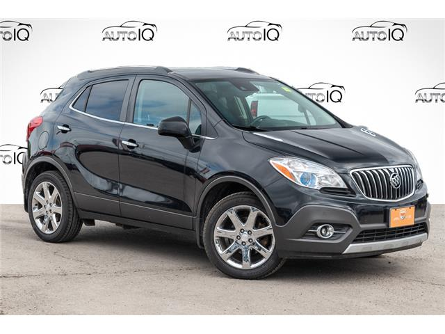 2013 Buick Encore Premium (Stk: 27654UXZ) in Barrie - Image 1 of 12