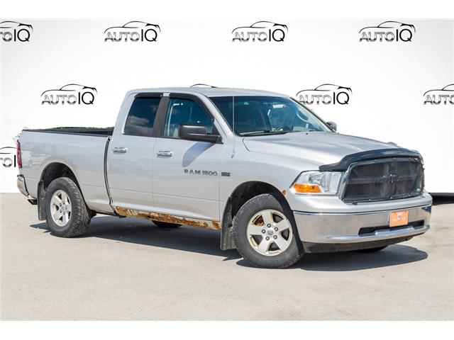 2012 RAM 1500 SLT (Stk: 27607UJZ) in Barrie - Image 1 of 14