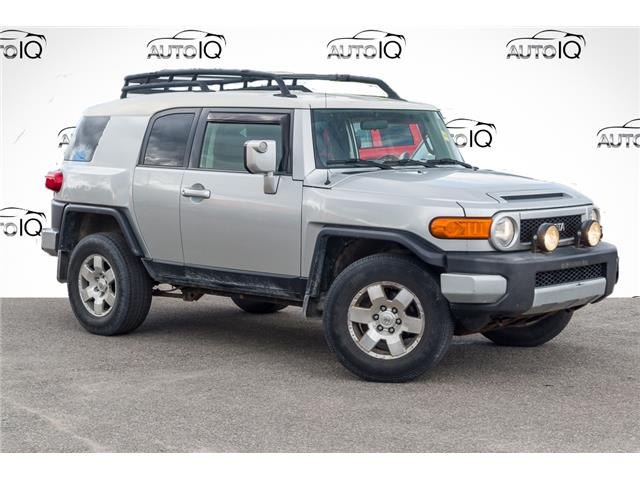 2007 Toyota FJ Cruiser Base (Stk: 27752UX) in Barrie - Image 1 of 9