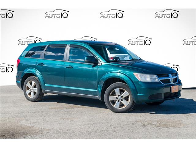 2009 Dodge Journey SXT (Stk: 27707UXZ) in Barrie - Image 1 of 7