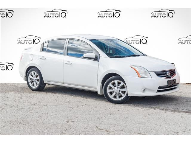2011 Nissan Sentra  (Stk: 27760UZ) in Barrie - Image 1 of 6