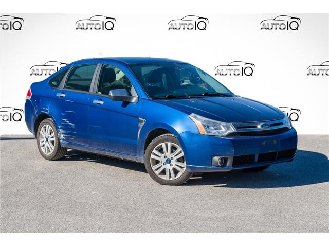 2008 Ford Focus SES (Stk: 27781UZ) in Barrie - Image 1 of 6