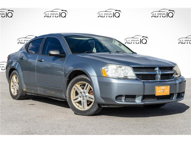 2009 Dodge Avenger SXT (Stk: 27720UXZ) in Barrie - Image 1 of 9