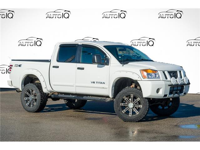 2013 Nissan Titan  (Stk: 34276AUXJZ) in Barrie - Image 1 of 9