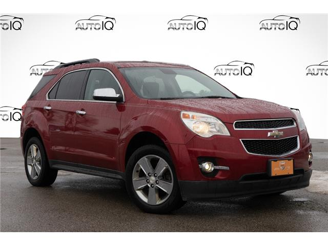 2013 Chevrolet Equinox 2LT (Stk: 34627AU) in Barrie - Image 1 of 11