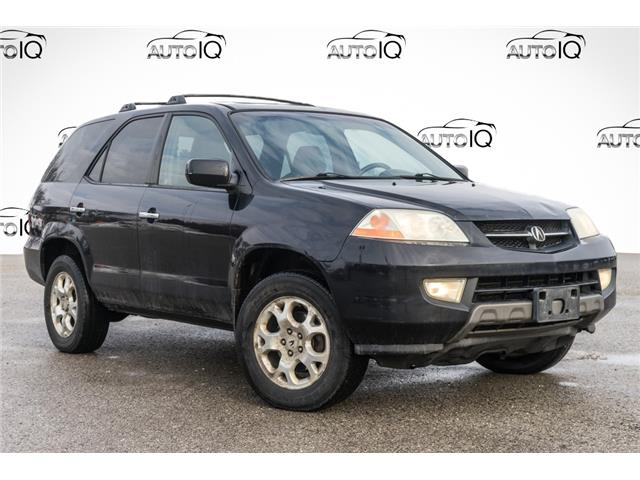 2002 Acura MDX SUV (Stk: 34313BUXJZ) in Barrie - Image 1 of 6