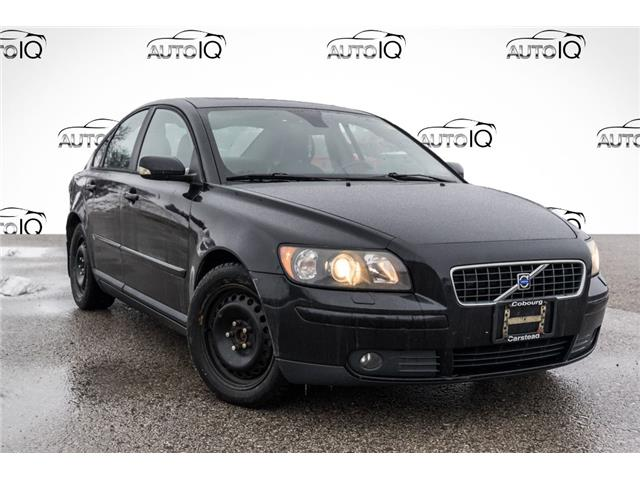 2005 Volvo S40 2.4i (Stk: 34399BUXZ) in Barrie - Image 1 of 9
