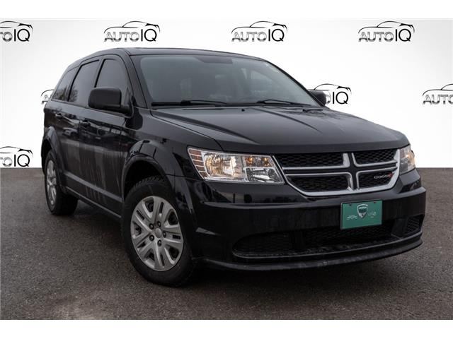 2016 Dodge Journey CVP/SE Plus (Stk: 27803U) in Barrie - Image 1 of 24