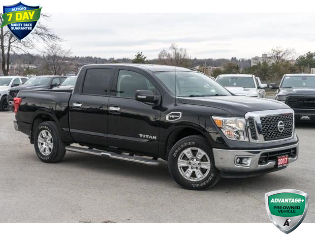 2017 Nissan Titan  (Stk: 27274UX) in Barrie - Image 1 of 27