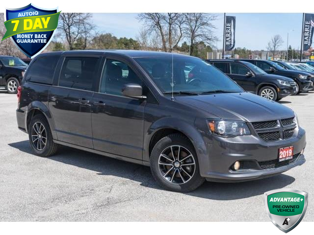 2019 Dodge Grand Caravan GT (Stk: 27308URJ) in Barrie - Image 1 of 30