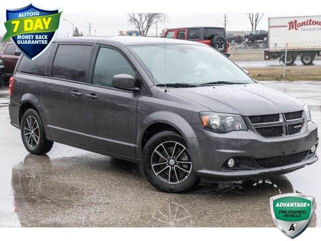 2019 Dodge Grand Caravan GT (Stk: 27313UR) in Barrie - Image 1 of 28
