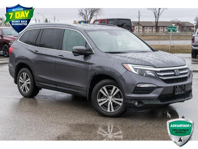 2017 Honda Pilot EX-L RES (Stk: 27418U) in Barrie - Image 1 of 30