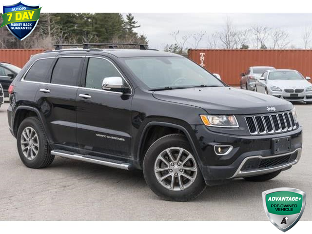 2016 Jeep Grand Cherokee Limited (Stk: 27428U) in Barrie - Image 1 of 30