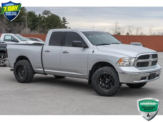 2018 RAM 1500 SLT (Stk: 27443UR) in Barrie - Image 1 of 27