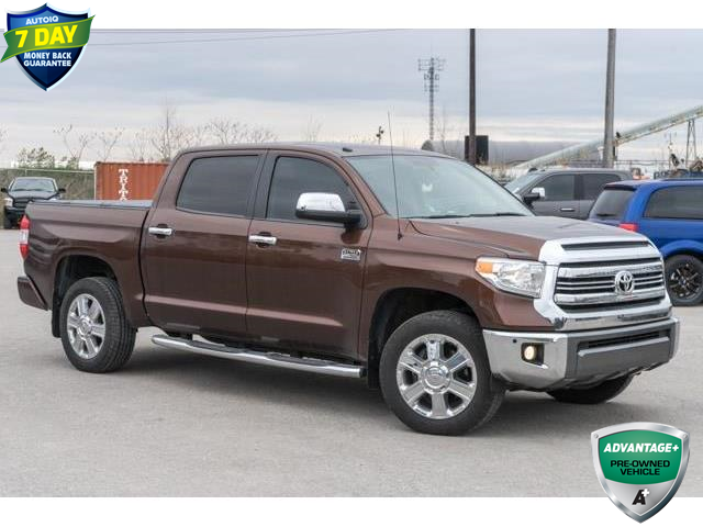 2016 Toyota Tundra Platinum 5.7L V8 (Stk: 27446UX) in Barrie - Image 1 of 30