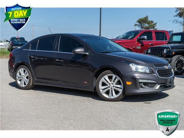 2015 Chevrolet Cruze 2LT (Stk: 27453U) in Barrie - Image 1 of 29