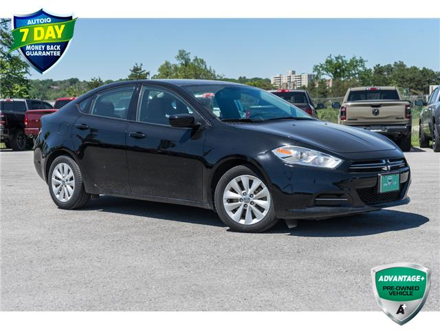 2014 Dodge Dart Aero (Stk: 27509UX) in Barrie - Image 1 of 25