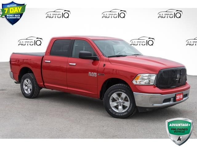 2018 RAM 1500 SLT (Stk: 27407U) in Barrie - Image 1 of 25