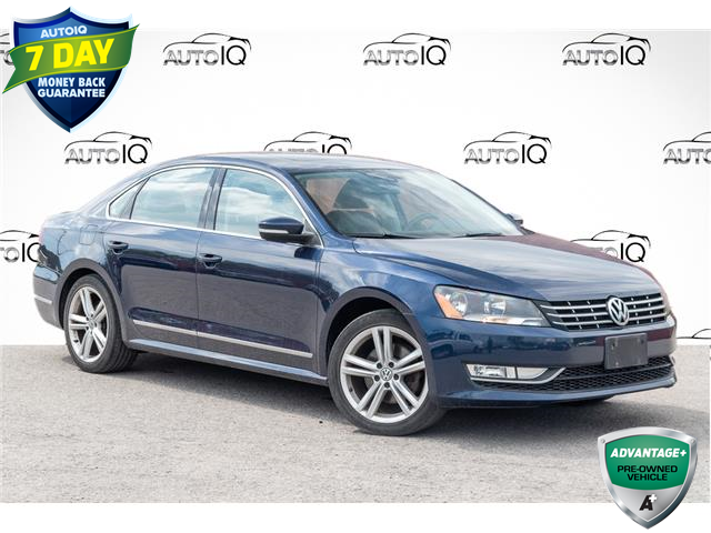 2013 Volkswagen Passat 3.6L Highline (Stk: 27632UJ) in Barrie - Image 1 of 20
